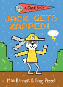 Book cover of JACK GETS ZAPPED