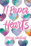 Book cover of 11 PAPER HEARTS