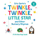 Book cover of ERIC CARLE'S TWINKLE TWINKLE LITTLE STAR