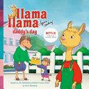 Book cover of LLAMA LLAMA DADDY'S DAY