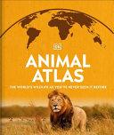 Book cover of ANIMAL ATLAS
