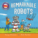 Book cover of AMAZING MACHINES - REMARKABLE ROBOTS