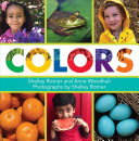 Book cover of COLORS