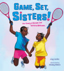 Book cover of GAME SET SISTERS