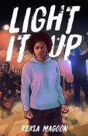 Book cover of LIGHT IT UP