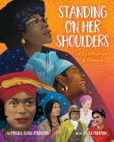 Book cover of STANDING ON HER SHOULDERS