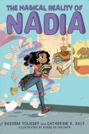 Book cover of MAGICAL REALITY OF NADIA