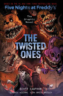 Book cover of 5 NIGHTS AT FREDDY'S GN 02 THE TWISTED