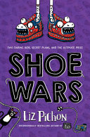 Book cover of SHOE WARS