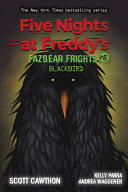 Book cover of 5 NIGHTS AT FREDDY'S 06 - BLACKBIRD