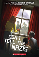 Book cover of DON'T TELL THE NAZIS