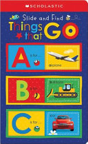 Book cover of ABC THINGS THAT GO