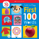 Book cover of 1ST 100 WORDS