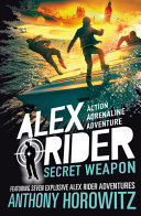 Book cover of SECRET WEAPON