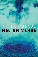 Book cover of MR UNIVERSE