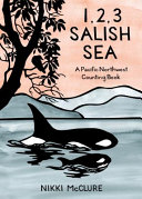 Book cover of 1 2 3 SALISH SEA