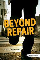 Book cover of BEYOND REPAIR