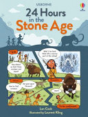 Book cover of 24 HOURS IN THE STONE AGE