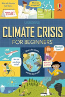 Book cover of CLIMATE CRISIS FOR BEGINNERS
