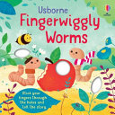 Book cover of FINGERWIGGLY WORMS