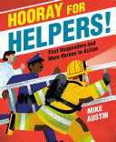 Book cover of HOORAY FOR HELPERS
