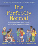 Book cover of IT'S PERFECTLY NORMAL CHANGING BODIES