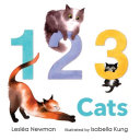 Book cover of 1 2 3 CATS - A CAT COUNTING