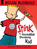 Book cover of STINK