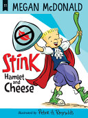 Book cover of STINK - HAMLET & CHEESE