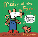 Book cover of MAISY AT THE FARM