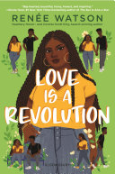 Book cover of LOVE IS A REVOLUTION