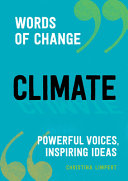 Book cover of CLIMATE