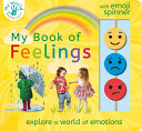 Book cover of MY BOOK OF FEELINGS
