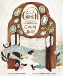 Book cover of CARMEN & THE HOUSE THAT GAUDI BUILT