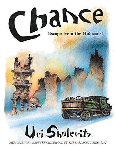 Book cover of CHANCE - ESCAPE FROM THE HOLOCAUST