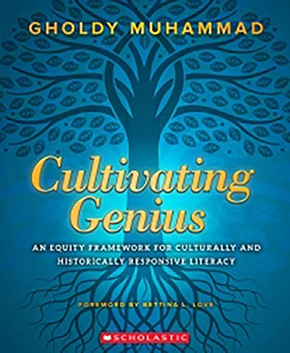 Book cover of CULTIVATING GENIUS A 4 LAYERED FRAMEWORK