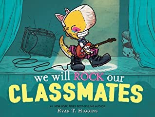 Book cover of WE WILL ROCK OUR CLASSMATES