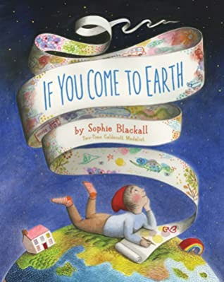 Book cover of IF YOU COME TO EARTH