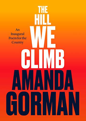 Book cover of HILL WE CLIMB