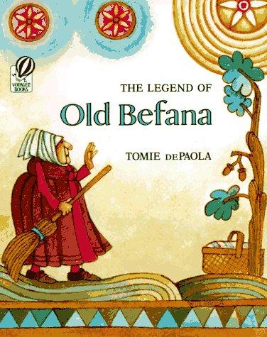 Book cover of LEGEND OF OLD BEFANA