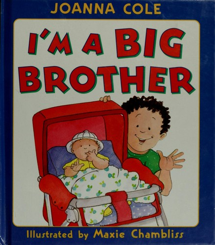 Book cover of I'M A BIG BROTHER