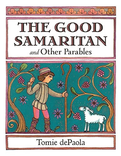 Book cover of GOOD SAMARITAN