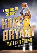 Book cover of KOBE BRYANT
