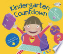 Book cover of KINDERGARTEN COUNTDOWN