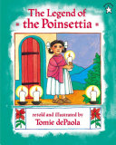 Book cover of LEGEND OF THE POINSETTIA