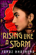 Book cover of RISING LIKE A STORM