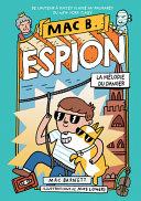 Book cover of MAC B ESPION - NO 5 - LA MELODIE DU DANG