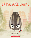 Book cover of MAUVAISE GRAINE