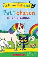 Book cover of JE LIS AVEC PAT LE CHAT - PAT LE CHATON