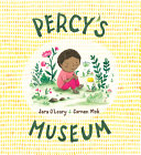 Book cover of PERCY'S MUSEUM